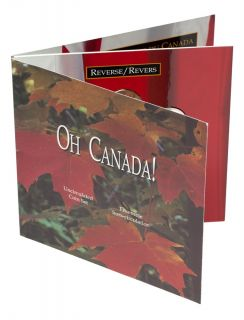 1994 - Uncirculated coin set Oh Canada 6 coin