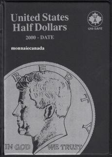 US Coins Album 50 Cents - 2000-Date