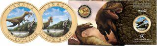 2010 - 50 Cents - Sinosauropteryx Dinosaur & Cards