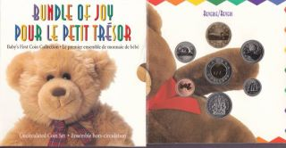 1997 - FIRST BABY'S COIN COLLECTION SET