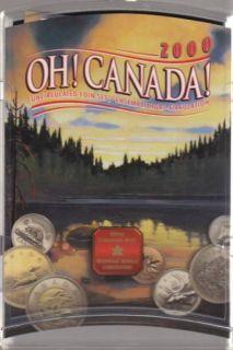 2000 W OH! CANADA ENSEMBLE HORS CIRCULATION