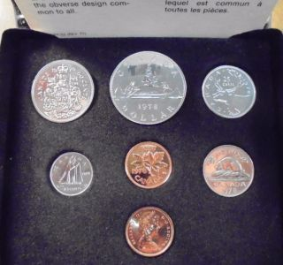 1978 Double Cent Proof Like Set - 50 Cents Round Jewels