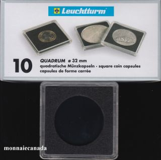 Capsules QUADRUM 32 MM