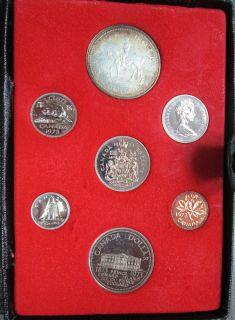 1973 DOUBLE DOLLAR SPECIMEN SET - 25 CENTS LARGE BUST