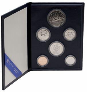 1984 Specimen Set - 6 Coins