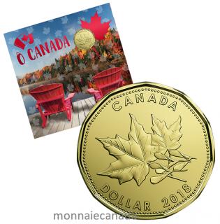 2018 - O Canada Gift Set