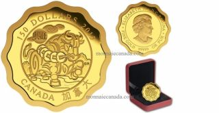 2015 - $150 - Pure Gold Coin – Blessings of Prosperity