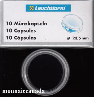 COIN CAPSULES 23,5MM