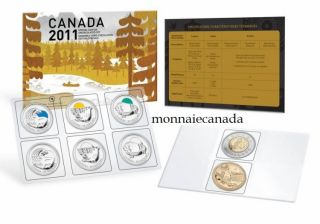2011 - Special Edition Uncirculated Set
