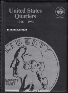 US Coins Album 25 Cents - 1916-1955