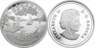 2013 - Martin Short Coin - Martin Short Presents Canada coin $3