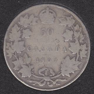 1907 - Canada 50 Cents