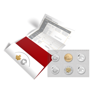 2013 - 2014 - Special Edition Uncirculated Set