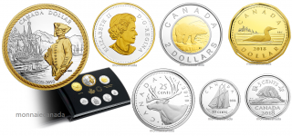 2018 -  Pure Silver Proof Set - 240th Anniversary of Captain Cook at Nootka Sound