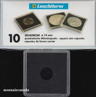 Capsules QUADRUM 14 MM