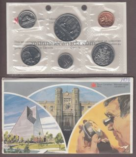 1979 BRILLIANT UNCIRCULATED SET  - 50 CENTS ROUND BUST