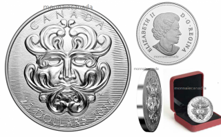2016 - $25 - Fine Silver Ultra-High Relief 3-Coin Subscription – Sculptural Art of Parliament