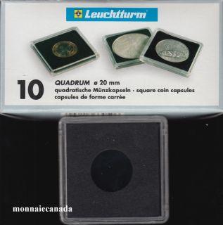 Capsules QUADRUM 20 MM