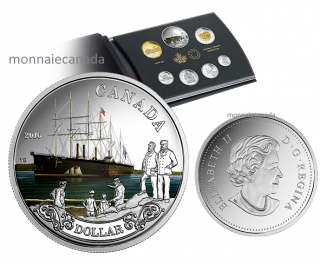 2016 - Special Edition Silver Dollar Proof Set – 150th Anniversary of the Transatlantic Cable
