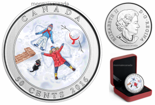 2016 - 50¢ - 3D Snow Angels