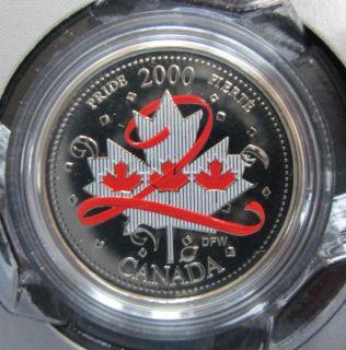 2000 - 25 Cents - Pride Colorized