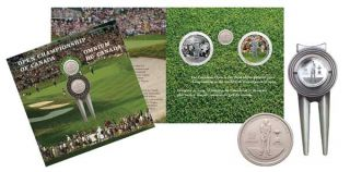 2004 - 10 Cents - Golf Open Championship 100th Anniv.
