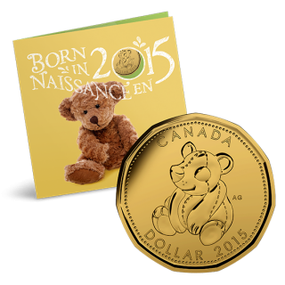 2015 - Baby Gift Uncirculated Set