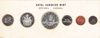 1960 -RCM - PROOF LIKE SET