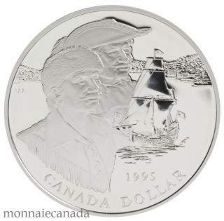1995,SILVER DOLLAR PROOF