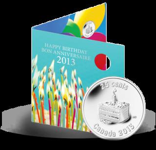 2013 - Birthday Gift Set