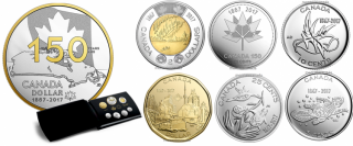 2017 Special Edition Pure Silver Proof Set – CANADA 150: Our Home and Native Land