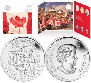 2012 - O Canada Set