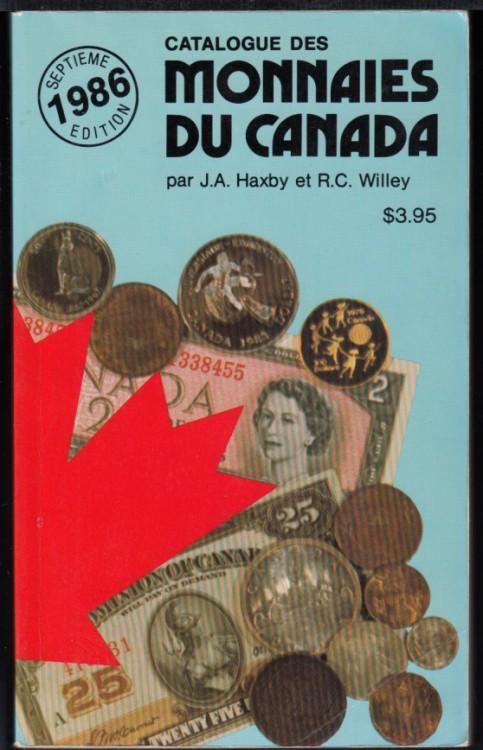 1986 - Monnaies du Canada - Haxby Willie - Usagé