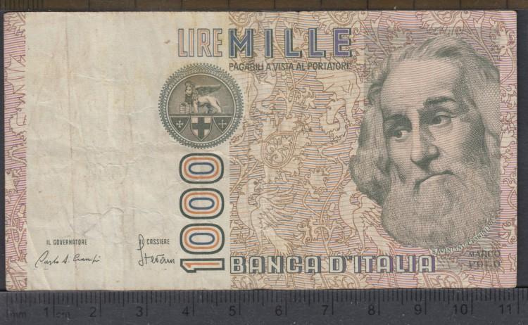 1982 - 1000 Lire - Italia