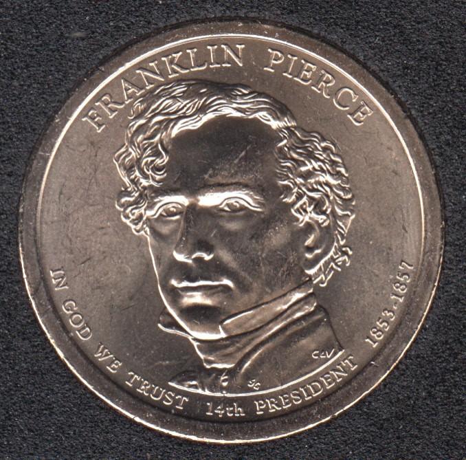 2010 P - F. Pierce - 1$