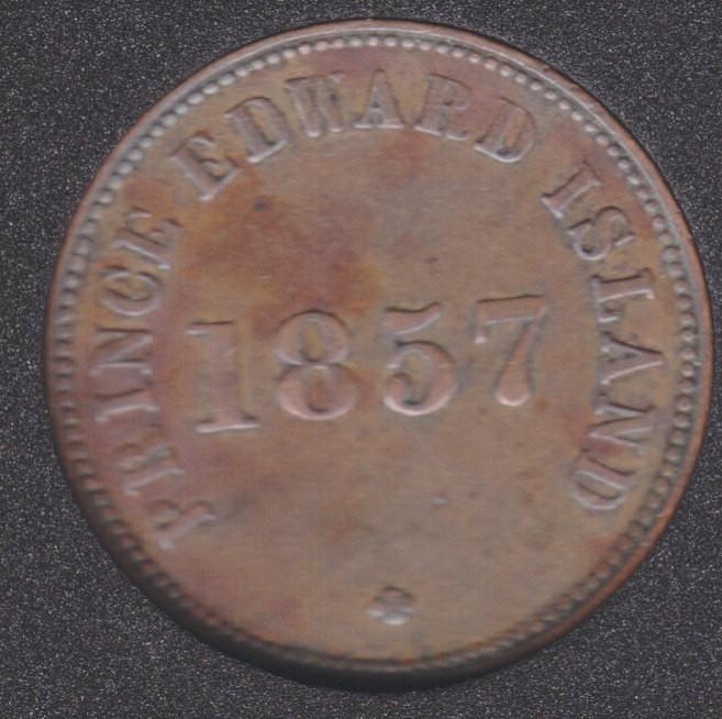 P.E.I. 1857 Self Government and Free Trade - PE-7C1