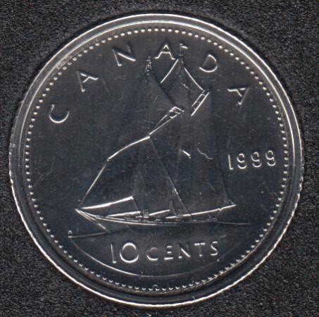 1999 - NBU - Canada 10 Cents