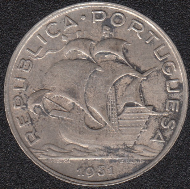 1951 - 5 Escudos - Portugal