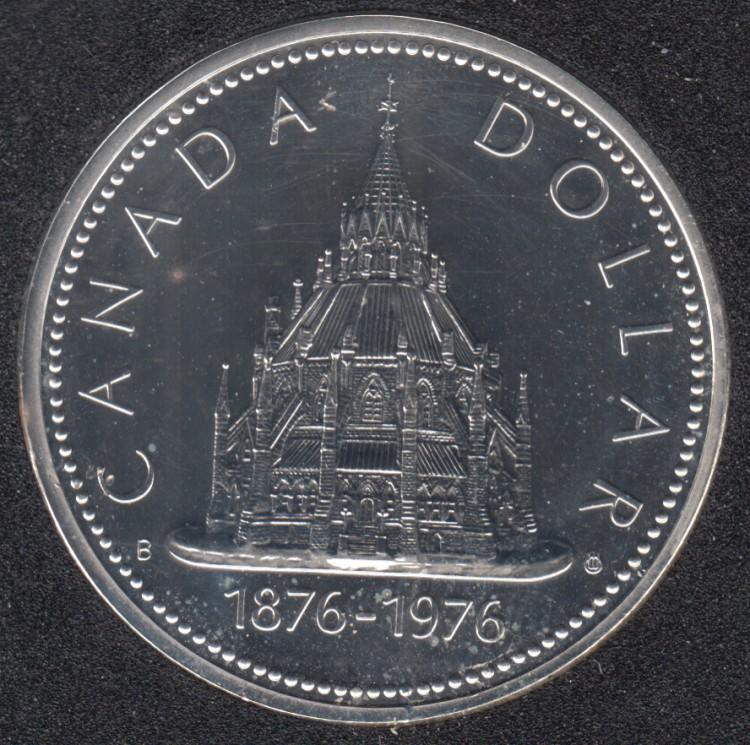 1976 - Specimen - Argent - Canada Dollar