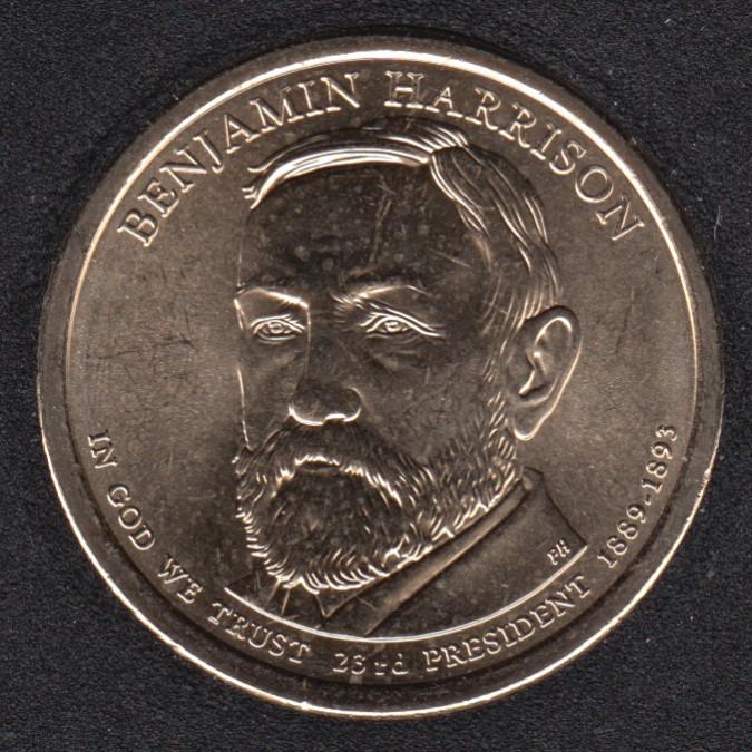 2012 D - B. Harrison - 1$