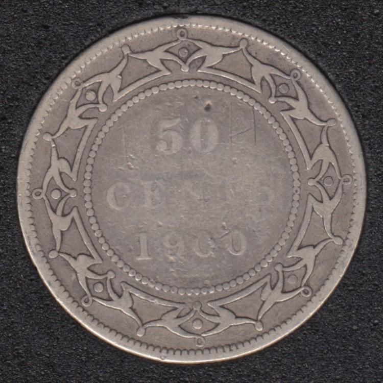 Newfoundland - 1900 - 50 Cents