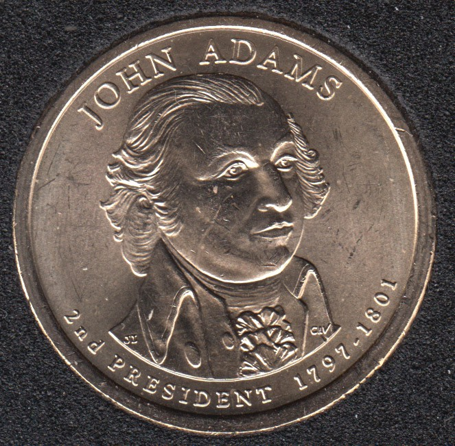 2007 P - J. Adams - 1$