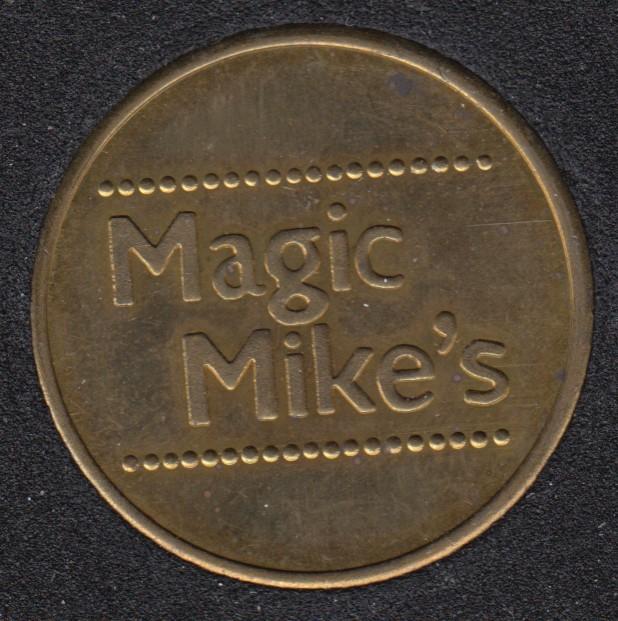 Arcade - Magic Mike's - No Cash Value - Gaming Token