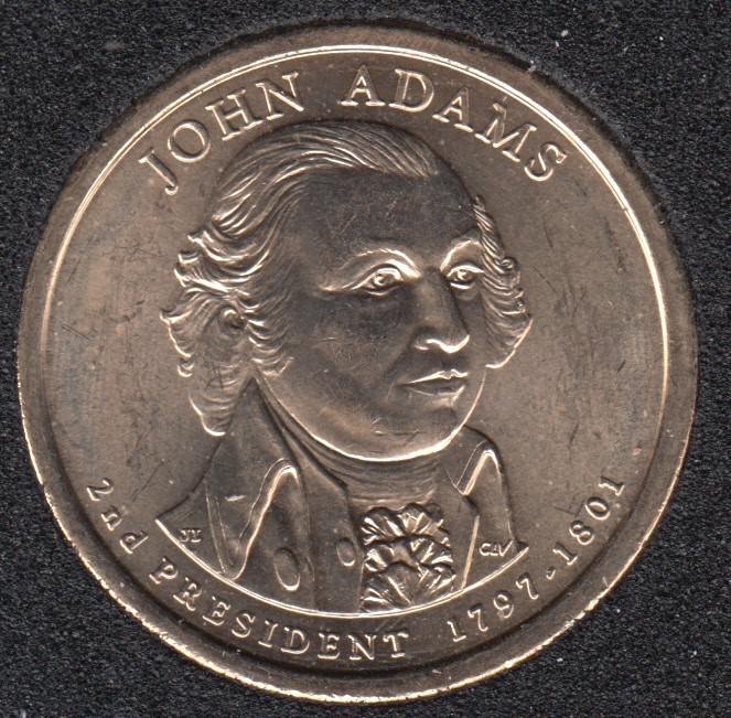 2007 D - J. Adams - 1$
