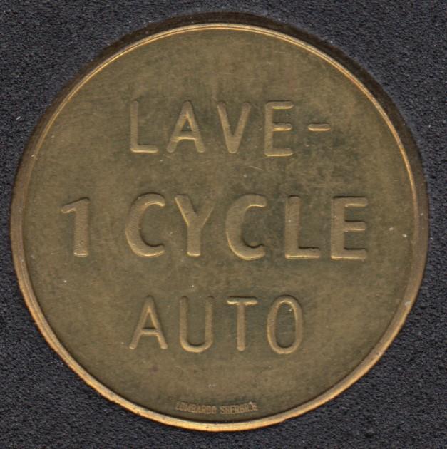 Lave 1 Cycle Auto - Sergaz