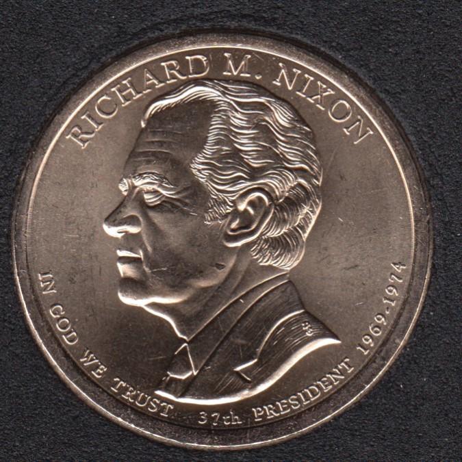 2016 P - R.M. Nixon - 1$