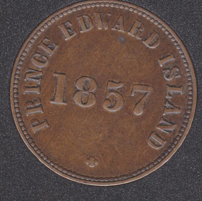P.E.I. 1857 Self Government and Free Trade - PE-7C2