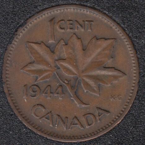 1944 - Canada Cent