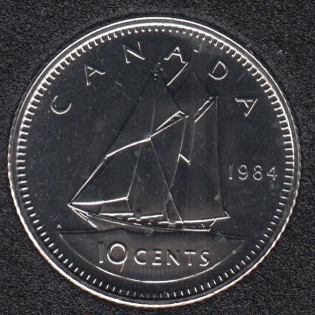 1984 - NBU - Canada 10 Cents
