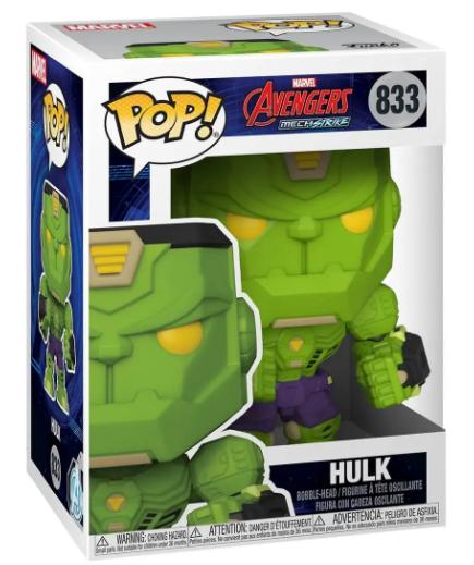 Marvel Avengers - Mech Strike - Hulk #833 - Funko Pop!